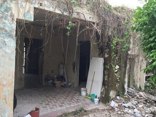 venta de casa colonial ideal para remodelar en el centro de mérida yuctan