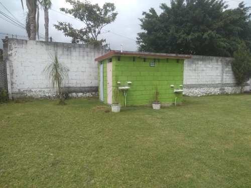venta de casa con albercas y palapa en fortín (balneario)