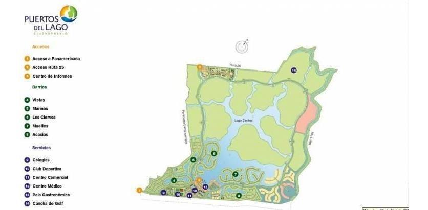 venta de casa con financiación al agua en  muelles  puertos /lago escobar/costantini