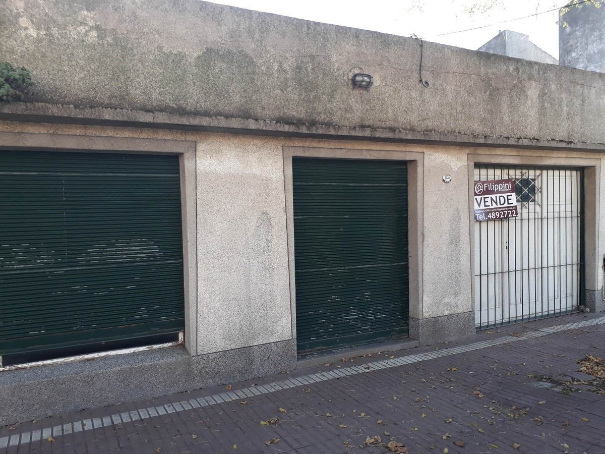venta de casa con local a reciclar -mar del plata