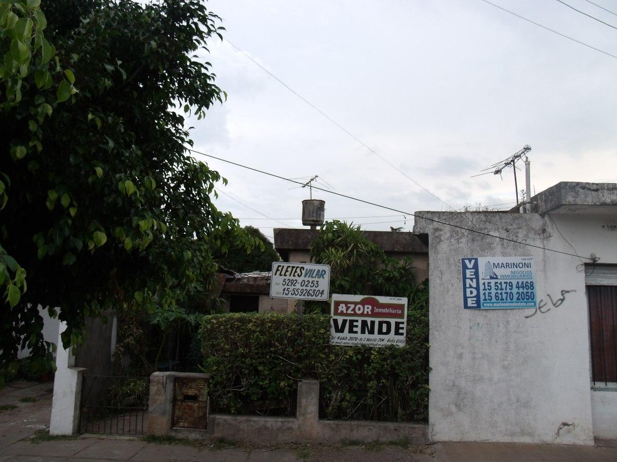 venta de casa con local al frente