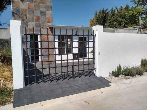 venta de casa de 1 nivel en fraccionamiento