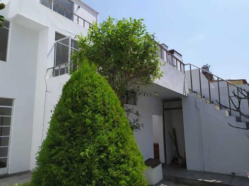 venta de casa de 3 pisos en pueblo libre
