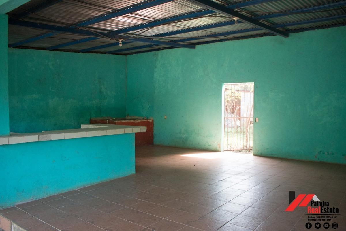 venta de casa de campo en masaya