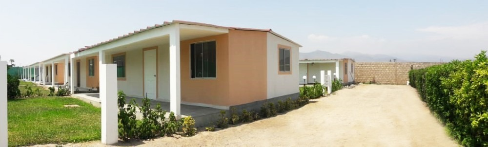 venta de casa de campo rodeada de áreas verdes en huaral -