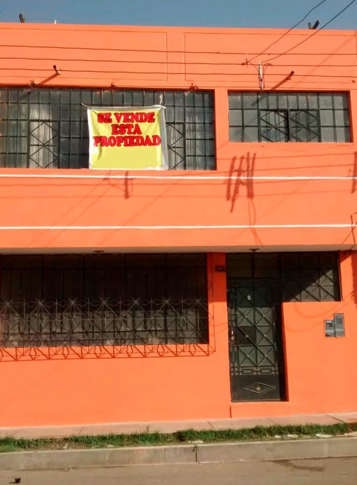 venta de casa doble en  huancayo