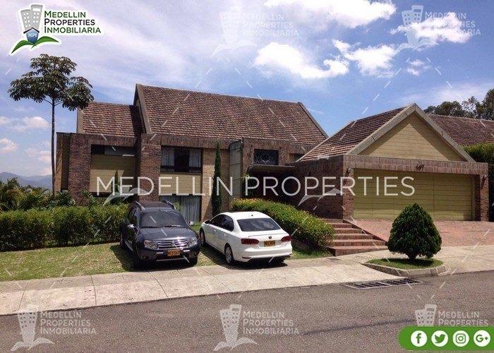 venta de casa el poblado cod: 5037