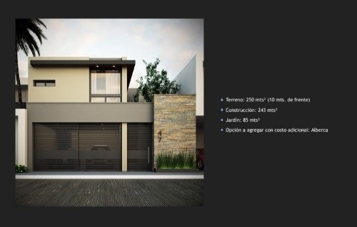 venta de casa en amorada priv residencial santiago nl
