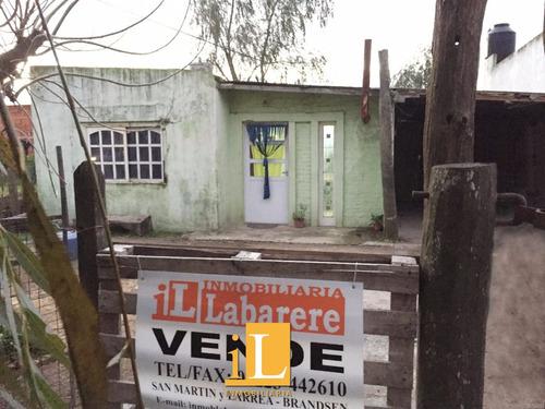 venta de casa en b° républica  en brandsen