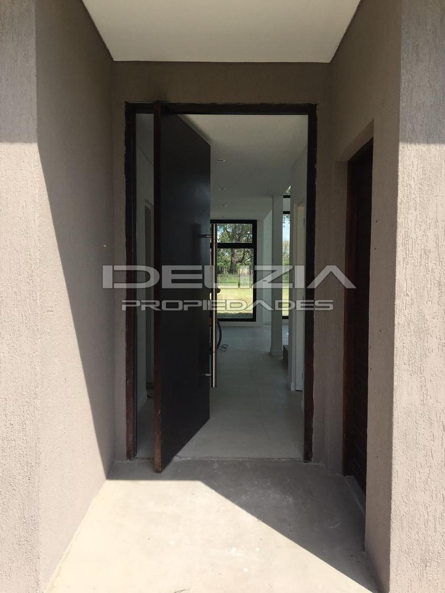 venta de casa en barrio cerrado