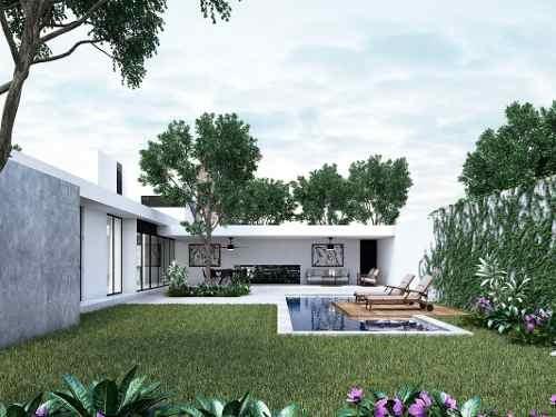 venta de casa en bosques de san jose (mod. a)