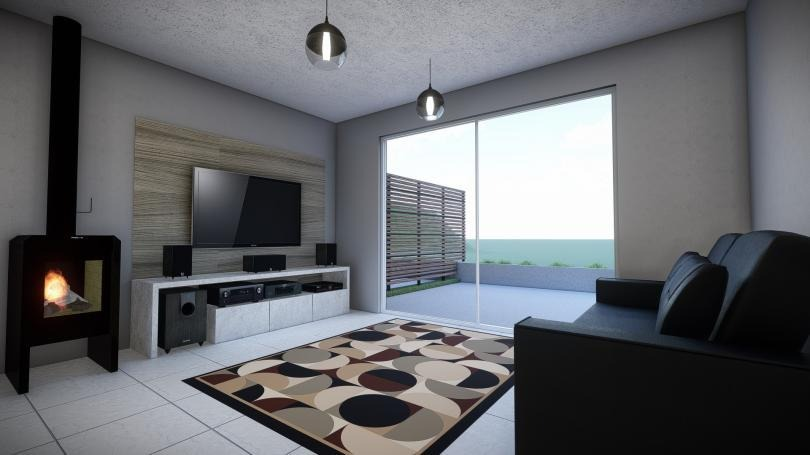 venta de casa en carrasco norte de 2 dormitorios a estrenar