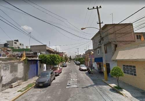 venta de casa en col. metropolitana, 3a, nezahualcóyotl, méx