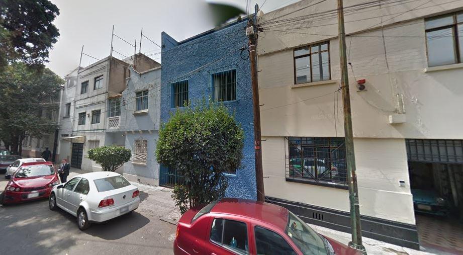 venta de casa en colonia roma ciudad de mexico  3 recamaras