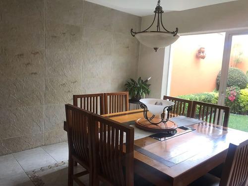 venta de casa en condominio en desierto de los leones