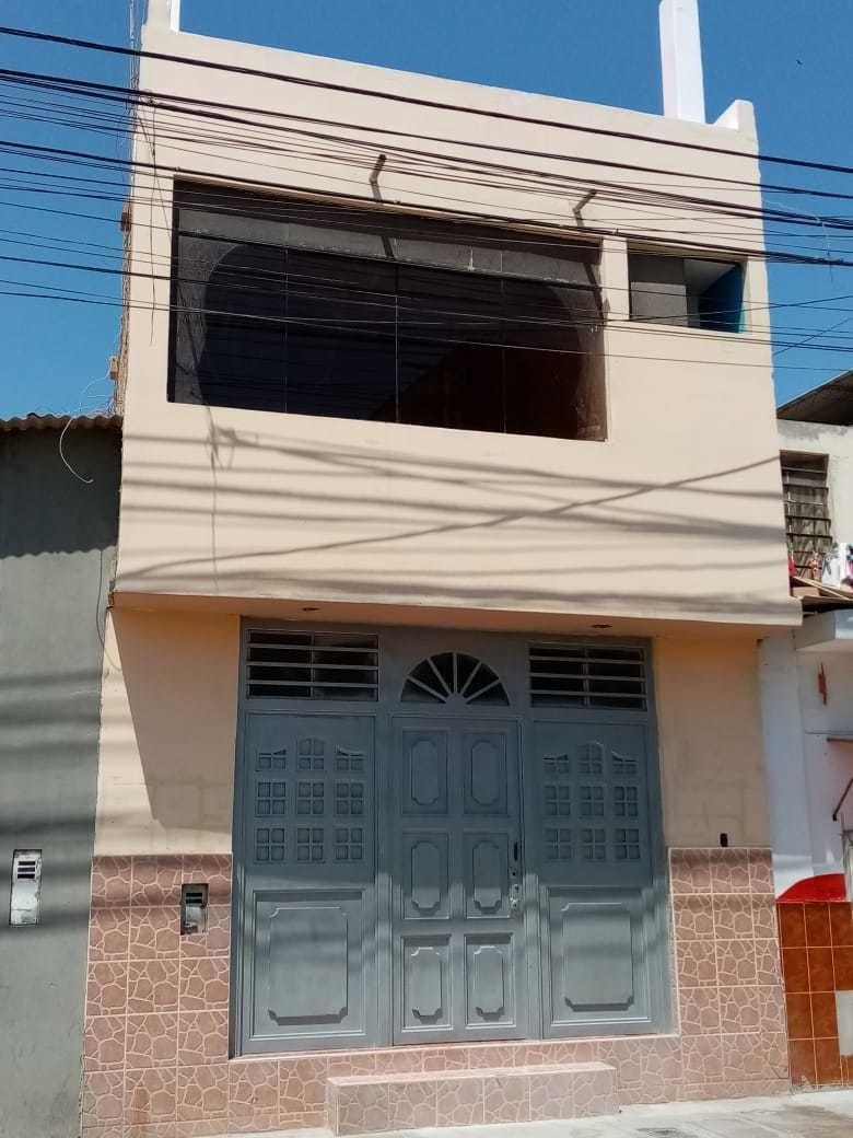 venta de casa en distrito lambayeque