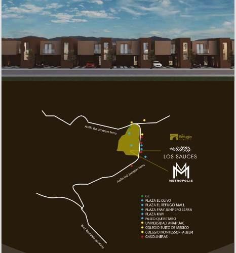 venta de casa en el refugio