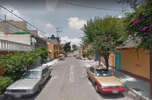 venta de casa en  enrique a.  col. zapotitla tlahuac cdmx