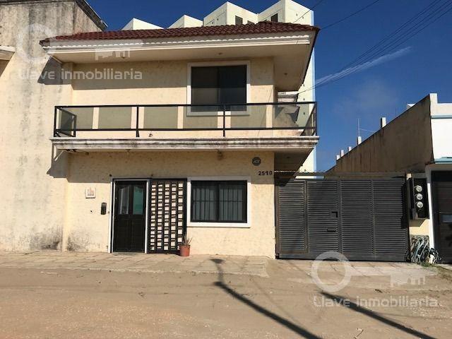 venta de casa en excelente ubicación, john spark, col. puerto mexico