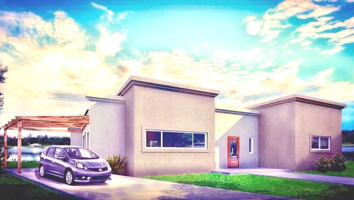venta de casa en haras santa maria casi terminada