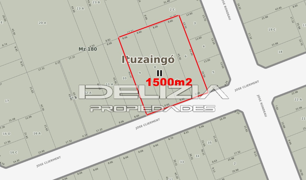 venta de casa en ituzaingo 1500m2