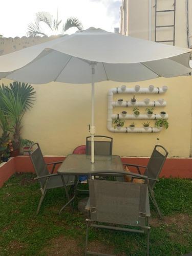 venta de casa en jardines de bonampak cancún 3 recamaras
