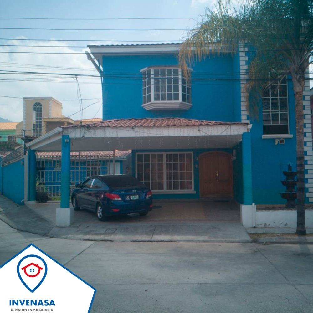 venta de casa en la residencial villa colonial