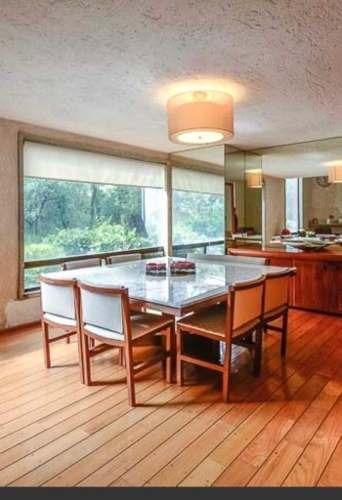 venta de casa en lomas de vista hermosa, villas en el bosque