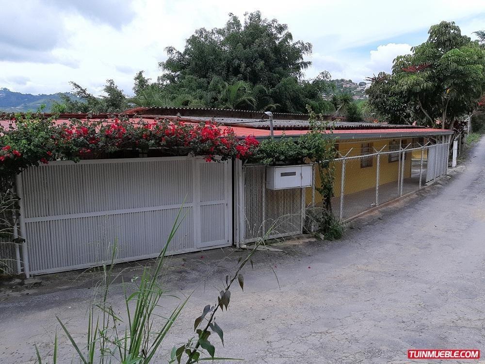venta de casa en los teques lagunetica rz