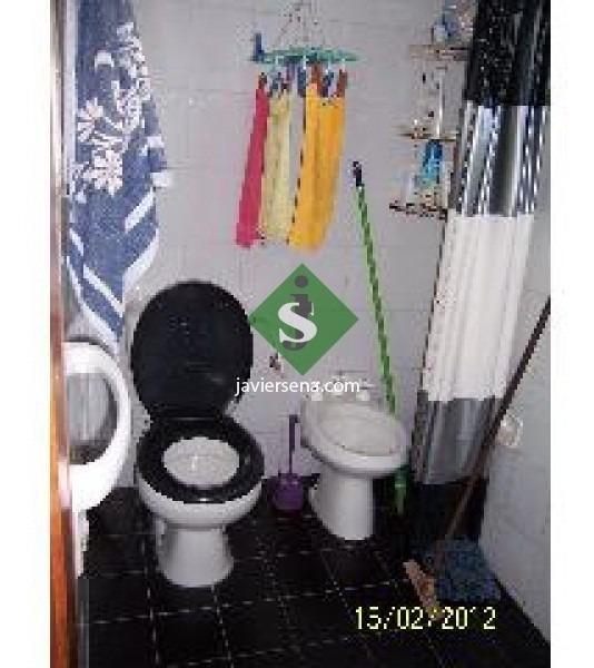venta de casa en pinares, 3 dormitorios, 2 baños, lindo lugar con buen terreno- ref: 43946