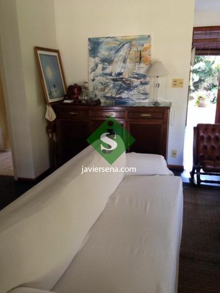 venta de casa en playa mansa, chalet en parada 3, 3 dormitorios, 2 baños. - ref: 43945