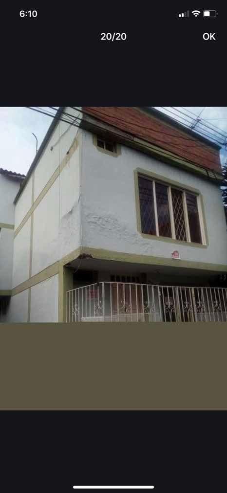 venta de casa en villas de veracruz cali