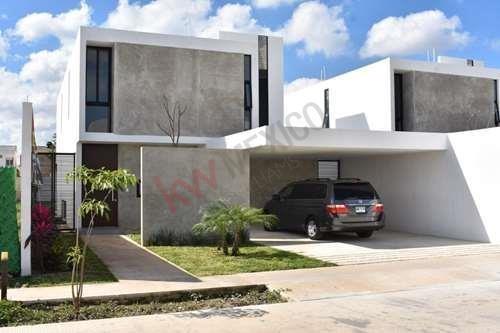 venta de casa residencial en conkal  al norte de la ciudad de merida, yucatan.