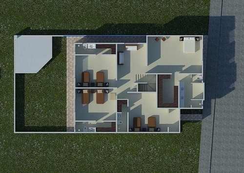 venta de casa residencial en privada la joya, monterrey