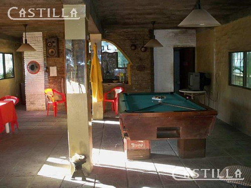 venta de casa sobre río carapachay