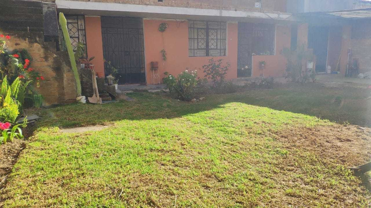 venta de casa y terreno