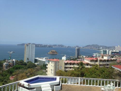 venta de casas condesa, acapulco, guerrero