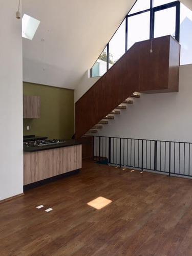 venta de casas nuevas en condominio en el ajusco
