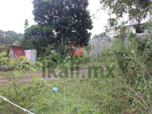 venta de casas y terrenos en tuxpan veracruz, terreno de 574 m² en venta con una construcción antigua de 40 m², ubicado en banderas a unos cuantos metros de la carretera a tamiahua km. 4, sobre el ca