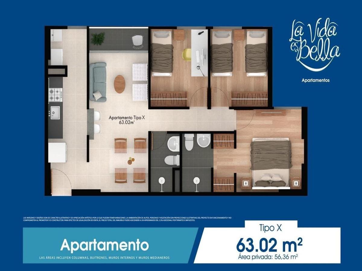 venta de cesión de derecho de apartamento