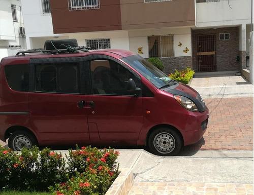 *venta de chery van pass 7 pasajeros norte de guayaquil*