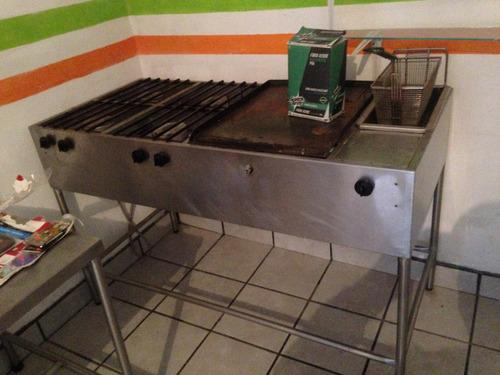 venta de cocina de acero inoxidable