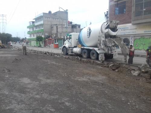 venta de concreto premezclado y bombeo