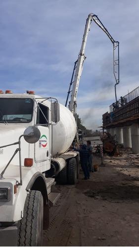 venta de concreto premezclado y bombeo de concreto