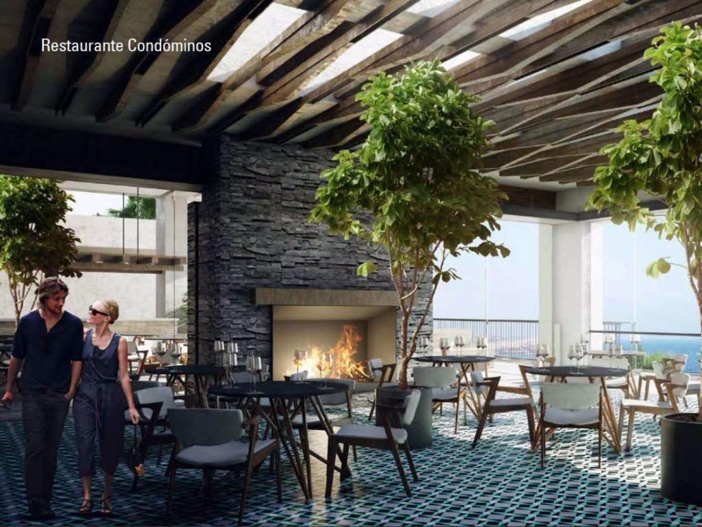 venta de condominio de 164.84 m2/1774.3 sq ft.,  tipo b3  torre  b , viento en ensenada b.c.