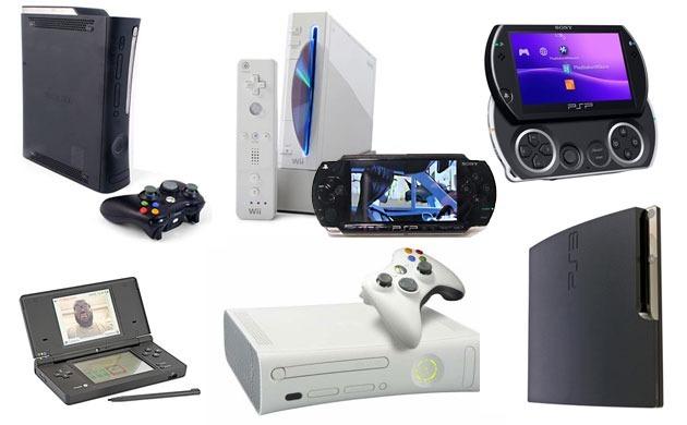 venta de consolas de videojuegos usadas
