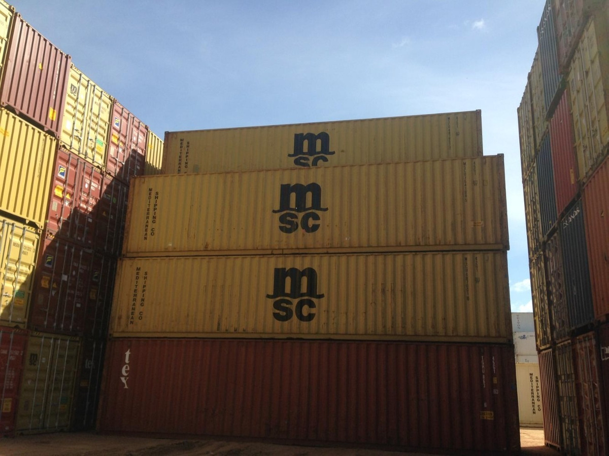 venta de contenedores maritimos