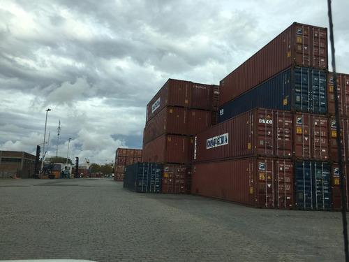venta de contenedores marítimos usados chaco 20 pies