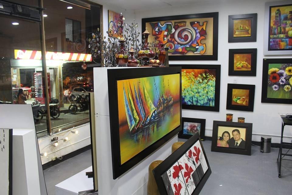 Venta de cuadros decoracion abstractos paisajes urbanos for Donde puedo comprar cuadros