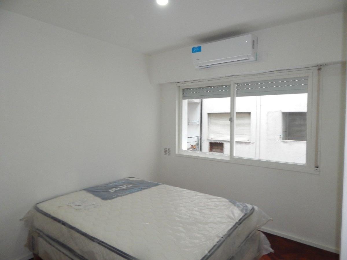 venta de departamento 1 dormitorio. excelente departamento de 35 m2. urquiza al 1300.